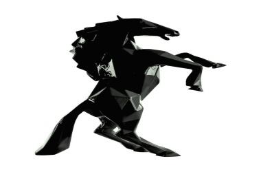 Cheval noir (Horse)