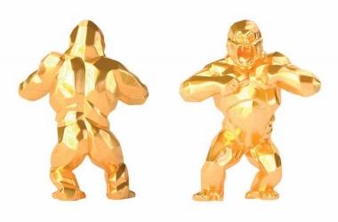 Gorille gold (Wild Kong)