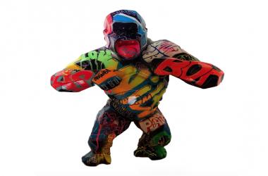 Pop Gorille 52 cm (Kong tagué)