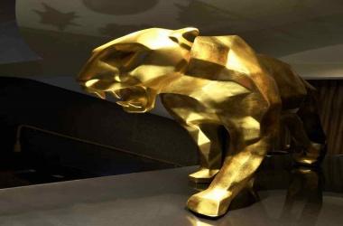 Panthère Gold